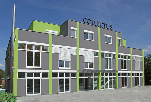 Neubau Collectus Energiezentrum in 67346 Speyer